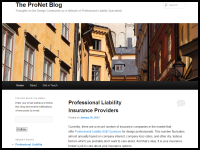 The ProNet Blog